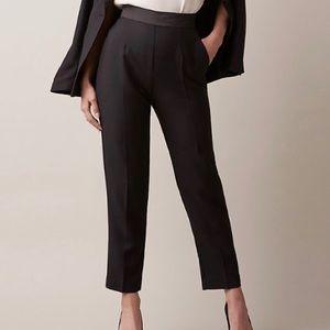 JW Jason Wu   NWT Skinny High Rise Black Trousers
